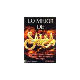 Lo Mejor De La Salsa, Coleccion Estelar (3 DVDs) Hansel