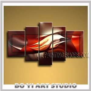 Modern Art Oil Painting Abstract Contemporary Canvas Wall
