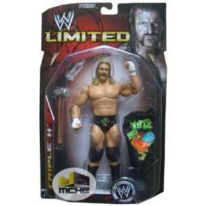 WWE Wrestling Exclusive Action Figure King of Kings Triple