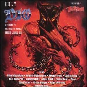 Holy Dio   A Tribute To the Voice Of Metal  Ronnie James Dio Music