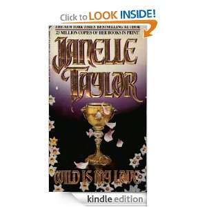Wild Is My Love (Viking Fantasy) Janelle Taylor  Kindle