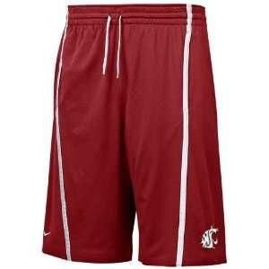 Nike Washington State Cougars Crimson/White Force Reversible Mesh