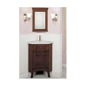 Corner Bathroom Vanity on Corner Vanity Fairmont Designs Bathroom Vanity Shaker 125 Cv26  26