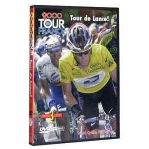 2000 TOUR DE FRANCE DVD 3 HOUR