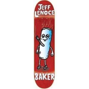 BAKER LENOCE BAD GUYS DECK  7.88 Sports & Outdoors
