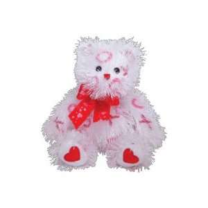 TY Punkies   ITTY BITTY KISS the Bear  Toys & Games