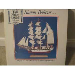 Ships of the World Collection Simon Bolivar SH 14: Everything Else