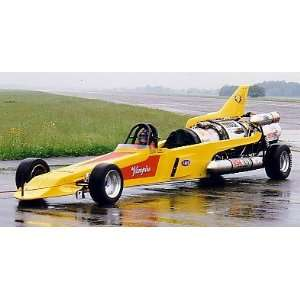 Jet powered Funny Cars The History and Future of Drag