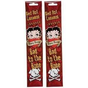 BETTY BOOP BAD TO THE BONE INCENSE Home & Kitchen