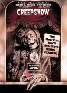 Creepshow Hal Holbrook, Adrienne Barbeau, Fritz Weaver