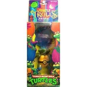 Tmnt Turtle Troll Leo  Toys & Games