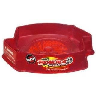 Beyblade Metal Fusion Stadium   Pegasus Thunder Whip #1 Toys & Games