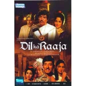Dil Ka Raaja Raaj Kumar, Leena Chandavakar, Ajit, Bindu