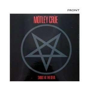 Motley Crue   Shout At The Devil Decal