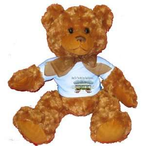 And On The 8th Day God Created SKEET SHOOTING Plush Teddy