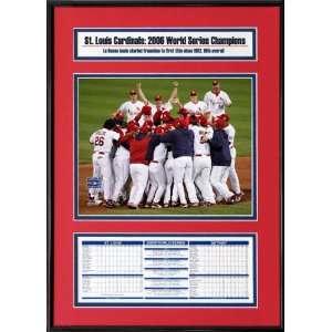 St. Louis Cardinals 2006 World Series Champions   Team Celebration