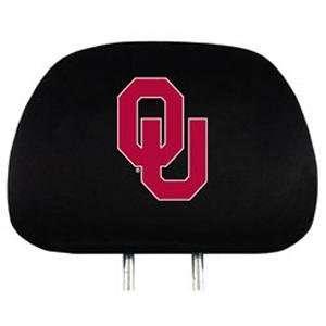 Oklahoma Sooners Car Seat Headrest Covers  Sports