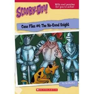 No Good Knight (Scooby Doo Case Files) (9780545006682) Jo