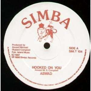 HOOKED ON YOU 12 SINGLE: Music