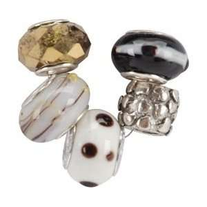 Jesse James Uptown Bead Collection 5/Pkg Style #19; 3 Items/Order