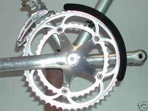 Bicycle chain guard, Chain Thong Road bike chainguard made from