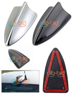 Universal Auto Car Vehicle Shark Fin Plastic Antenna