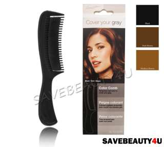 IRENE GARI COVER YOUR GRAY HAIR COLOR COMB 3 COLORS |