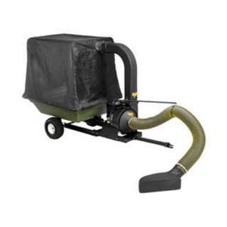 Shop Swisher 51 Cu. Ft. Tow Behind Lawn Vacuum at Lowes