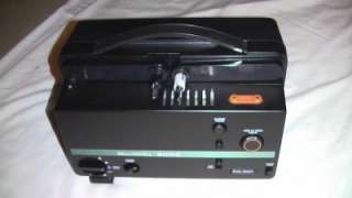 BELL & HOWELL 20XC DUAL 8 PROJECTOR VARIABLE SPEED