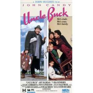 Uncle Buck John Candy, Macaulay Culkin, Jean Louisa Kelly, Gaby