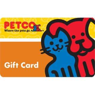 Home Dog Gift Cards Petco Gift Card