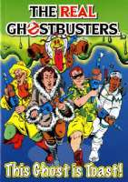The Real Ghostbusters: This Ghost is Toast! (Book) by Dan Abnett, et