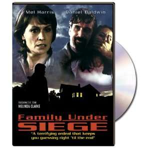 Family Under Siege Mel Harris, Daniel Baldwin, Cameron