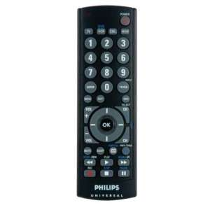 Philips Universal Big Button Remote Control SRU2103/27
