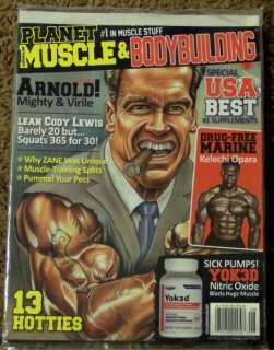 PLANET Muscle ARNOLD Hot JENNIFER NICOLE LEE 13 Hotties