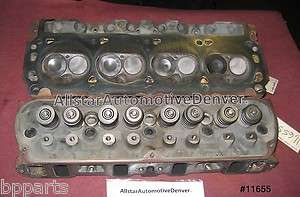 FORD 302/5.0 ENGINE CYLINDER HEADS A/B 1997 2000 #11655