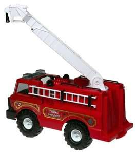 Brand New Tonka Claassic Fire Truck Toy Tonka Tough