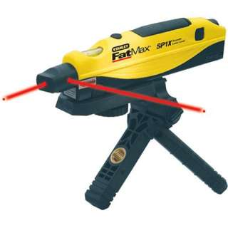 Stanley 77 190 SP1X FatMax Laser Torpedo Level   Bulk