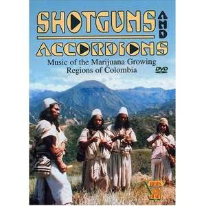 Shotguns and Accordions   Music of the Marijuana Growing
