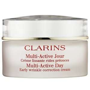 Paris Multi Active Day Cream Early Wrinkle Correction Cream 1.7oz/50ml