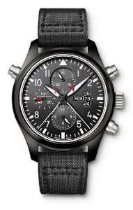 IWC Pilots Double Chronograph Edition Automatic Mens Watch