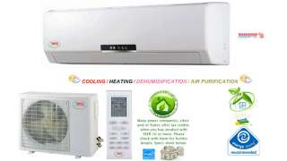 36,000 Ductless Air Conditioner YMGI With Mitsubishi Compressor SEER