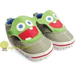 Toddler Baby Boy Infant shoes Sneaker prewalker(E21)size 2 3 4