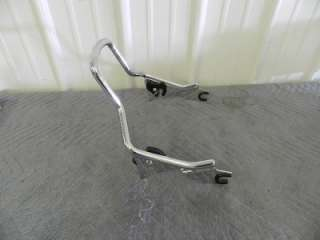 09 12 Harley Touring Quick Release Passenger Backrest Sissy Bar