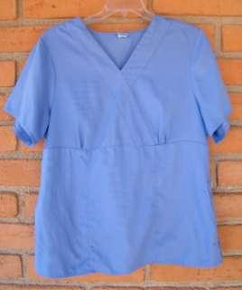Plus Size Scrub Medical Uniform Tops XXXL 1X 2X 20 22