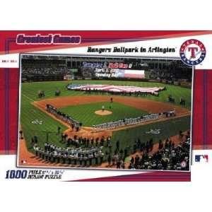 MLB Baseball   Greatest Games Jigsaw Puzzle   Texas