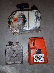 STIHL 041CHAINSAW PARTS