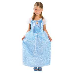 Disney Princess Cinderella Light Up Dress Pretend Play