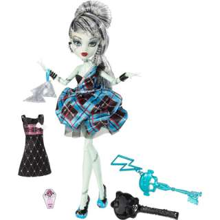 Monster High Sweet 1600 Frankie Stein Doll