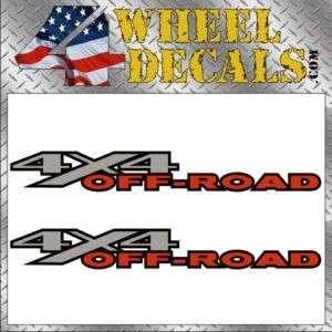 Dodge Ram Decals and Stickers